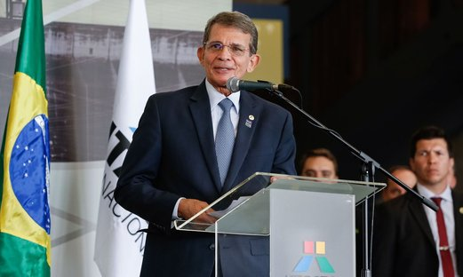 """Itaipu fala em """"gestão revolucionária"""" de Joaquim Silva e Luna"""