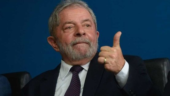 Lula: Já tô com o braço preparado