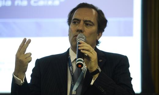 Guedes: presidente da Caixa daqui a pouco vai ser vice-presidente da República