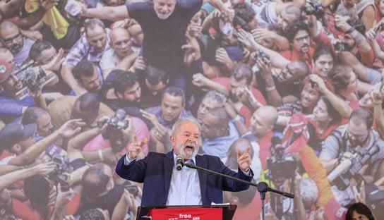 PL apaga post em que faz aceno a Lula