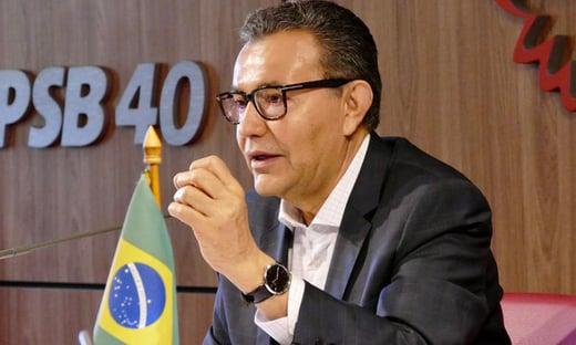 """Presidente do PSB diz que não decidirá agora sobre 2022 e critica """"fábrica de candidaturas"""""""