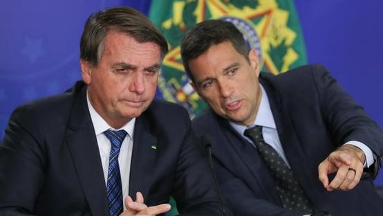 Bolsonaro diz que, se Deus quiser, STF confirmará autonomia do BC