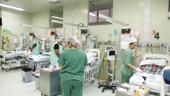 Covid: só 3 capitais brasileiras têm UTIs com mais de 75% de ocupação