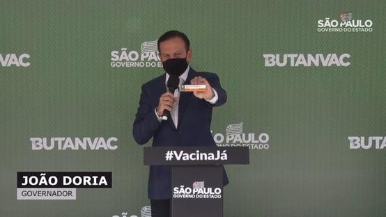 Após anúncio de Doria, Bolsonaro convoca Queiroga e Pontes no Palácio