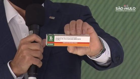 Butantan inicia testes clínicos com vacina ButanVac