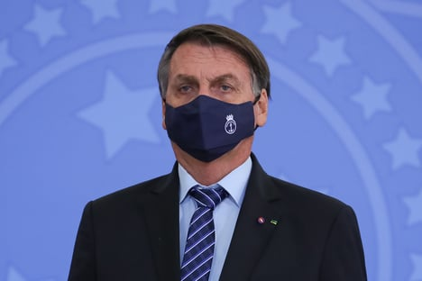"""Bolsonaro ataca Fachin: """"MST agrediu pessoas após decisão dele"""""""