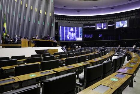 AO VIVO: Câmara vota a PEC do Gilmar