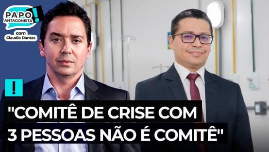 """""""Comitê de crise com 3 pessoas não é comitê"""", diz presidente do Conass"""