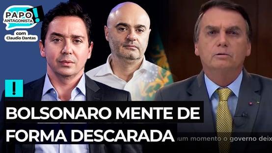Bolsonaro cria comitê com 300 mil mortos de atraso