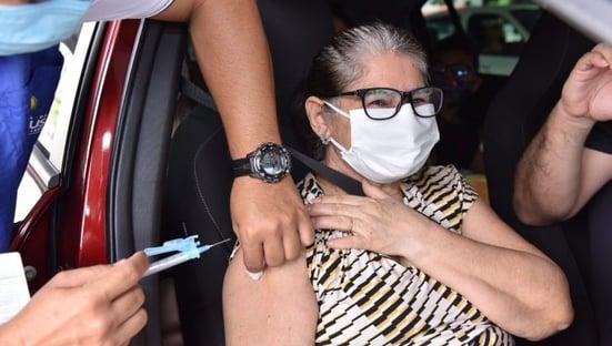 Covid: Brasil tem mais de 95 milhões de vacinados com a 1ª dose