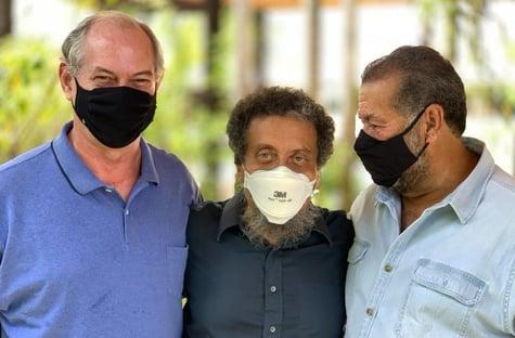 Santana já flertava com Ciro quando sugeriu chapa com Lula como vice