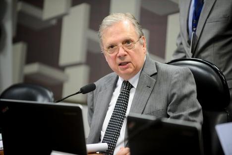 Com dengue, Tasso Jereissati é substituído na CPI da Covid