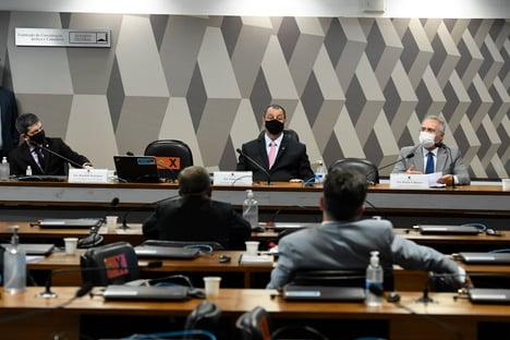 Com estouro do caso Covaxin, CPI quer prorrogar prazo de funcionamento