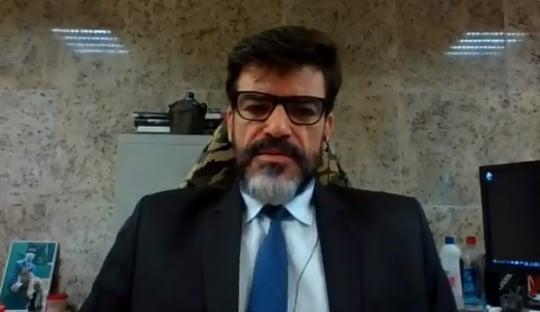 """Crusoé: Saraiva diz que Bolsonaro """"não quer ver"""" desmatamento"""