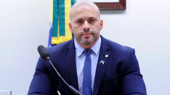 Câmara vai discutir novamente a revogação da prisão de Daniel Silveira