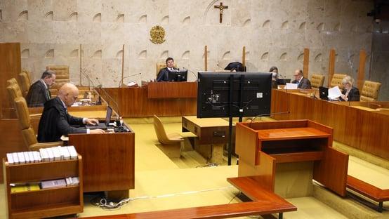 Ala bolsonarista das Forças Armadas quer mandato limitado para ministros do STF, diz jornal