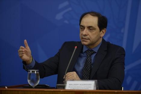 Waldery Rodrigues é exonerado de cargo no Ministério da Economia