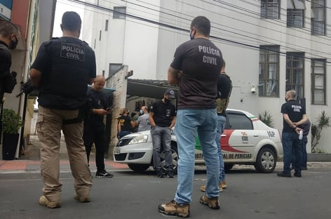 MP de SC denuncia 16 suspeitos por assalto ao Banco do Brasil em Criciúma