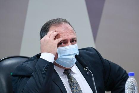 Empresário recebido por Pazuello foi condenado por fraude