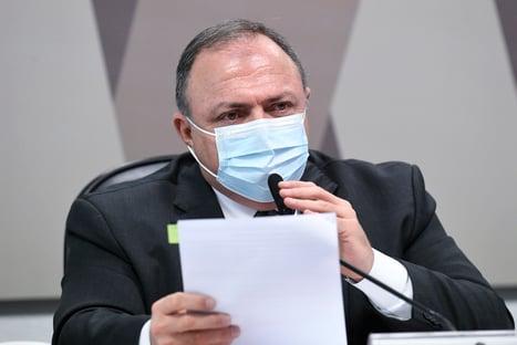 CPI recebe sigilos de Eduardo Pazuello; dados serão analisados semana que vem