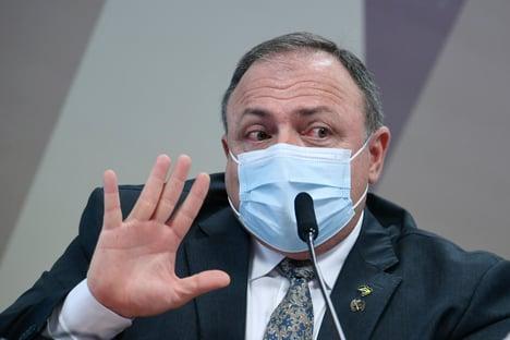 Pazuello teme ser preso após investigações de CPI e do MPF