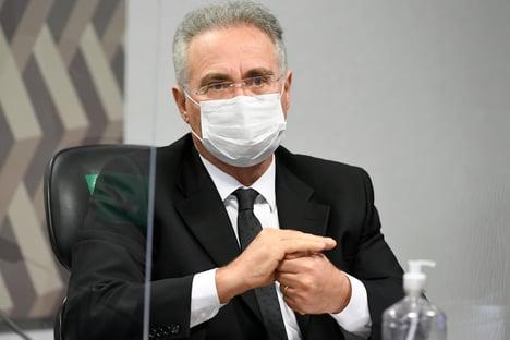 STF permite atuação de Renan em processo de Bolsonaro contra lockdown de governadores