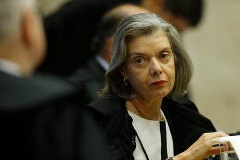 Cármen Lúcia diz que Marconny tem que comparecer à CPI
