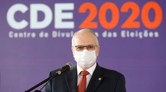 Fachin libera para julgamento ação do PSDB para obrigar Bolsonaro a usar máscara