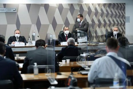 CPI da Covid: Brasil registra mais mortes por Covid que 89% dos países