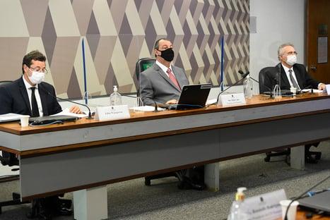 Em nova etapa, CPI vai apurar relação do governo Bolsonaro com empresas de cloroquina