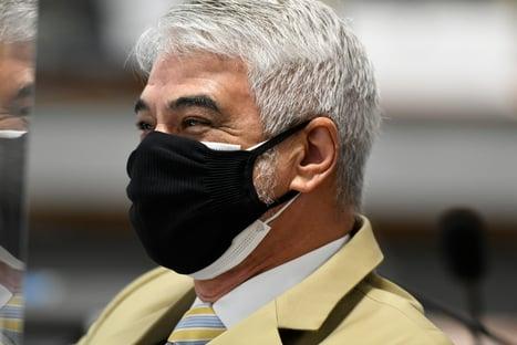 Humberto Costa resume o PT na CPI da Covid