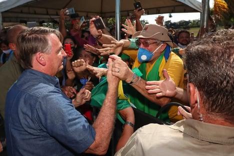 Juiz de Presidente Prudente proíbe evento com 2.000 pessoas e presença de Bolsonaro