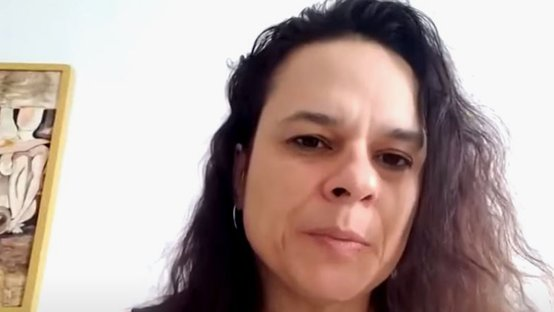 """Janaina rebate acusação de """"Mamãe Falei"""" e exige provas"""