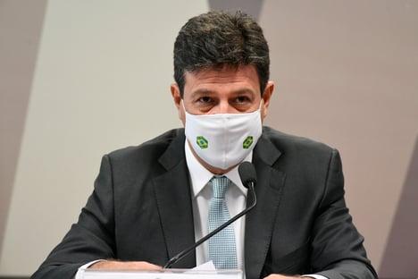 Carta em que Mandetta alertou Bolsonaro sobre a pandemia é o primeiro documento da CPI