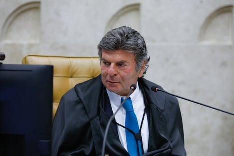 Fux atende a Toffoli e marca para 4ª julgamento do Código Eleitoral no STF