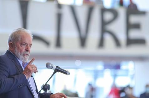 """Lula continua o mesmo de sempre"""