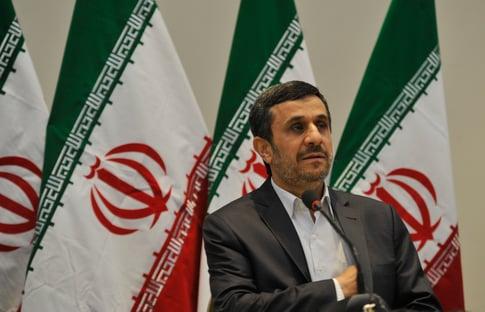 Irã veta candidatura presidencial de Ahmadinejad