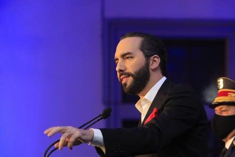 Nayib Bukele, ditador assumido de El Salvador
