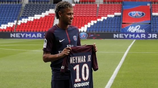 Nike rompeu com Neymar após acusação de assédio, diz jornal dos EUA