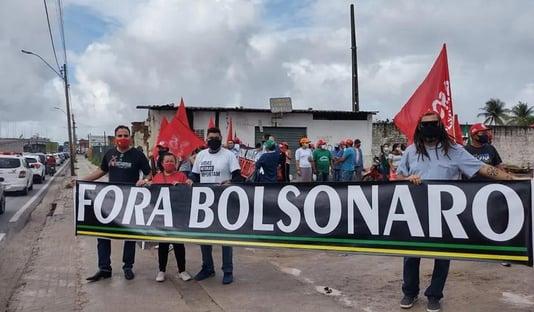 Esquerda marca novos protestos contra Bolsonaro para 24 de julho