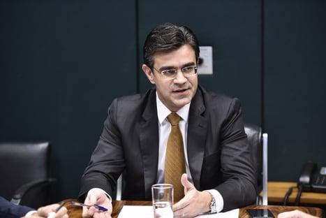 Recém-filiado ao PSDB, Rodrigo Garcia anuncia pré-candidatura ao governo de SP