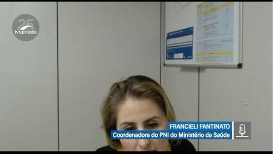 Ministério defende intervalo de 3 meses para 2ª dose da vacina da Pfizer