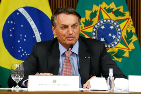 Bolsonaro diz que Lula só volta ao poder caso eleição de 2022 seja fraudada