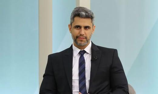 Presidente da Anatel dá entrevista sobre leilão do 5G