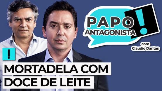 AO VIVO: NINGUÉM APOIA POLÍTICO DE GRAÇA – Papo Antagonista com Claudio Dantas e Diogo Mainardi