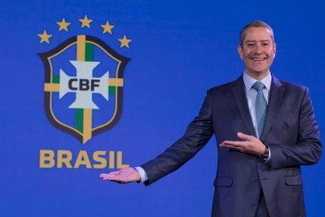 Caboclo se defende após compra de jatinho de R$ 71 milhões para CBF