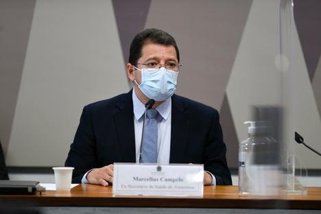 """""""Faltou tudo. Só não faltou vergonha ao ministro da Saúde"""", diz Otto Alencar, sobre crise em Manaus"""