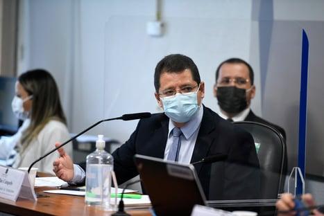 Campêlo foi contra revogação de medidas restritivas em Manaus