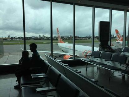 Apesar da variante Delta, só um dos principais aeroportos do Brasil tem barreira sanitária