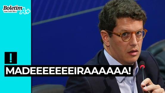Boletim A+: Madeeeeeeeiraaaaaa!